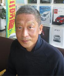 株式会社 森村自動車代表取締役森村 俊行